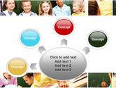 Primary School Kids PowerPoint Template#7