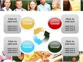 Primary School Kids PowerPoint Template#9