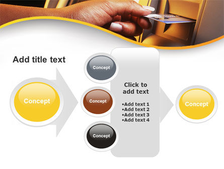 Cashpoint PowerPoint Template Slide 17