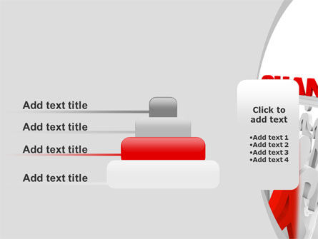 Make A Change PowerPoint Template Slide 8
