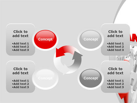 Make A Change PowerPoint Template Slide 9