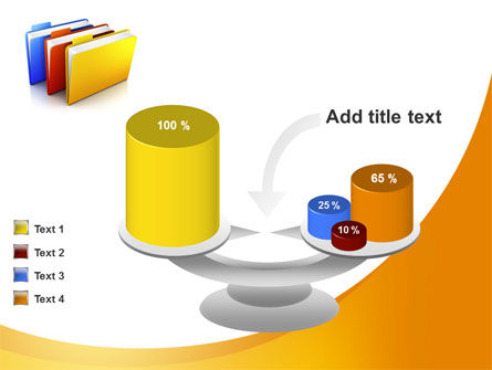 Document Cases PowerPoint Template Slide 10
