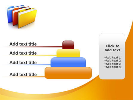 Document Cases PowerPoint Template Slide 8