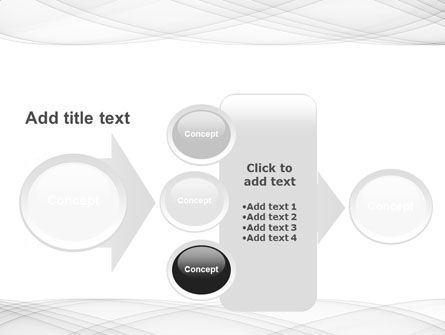 Spiral Ornament PowerPoint Template Slide 17