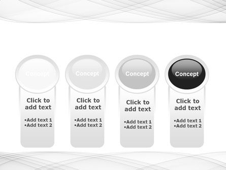 Spiral Ornament PowerPoint Template Slide 5