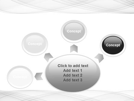 Spiral Ornament PowerPoint Template Slide 7