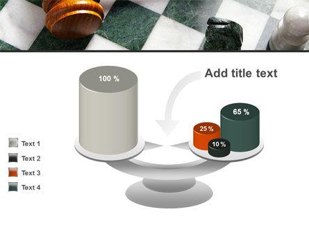 Gavel PowerPoint Template Slide 10