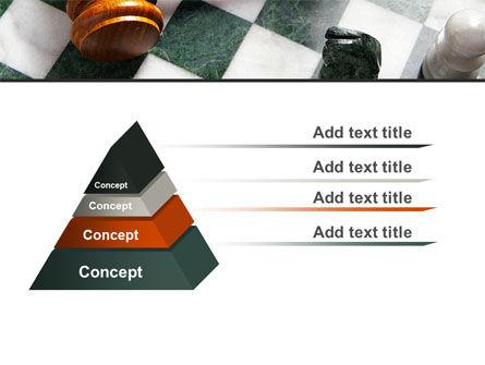 Gavel PowerPoint Template Slide 12