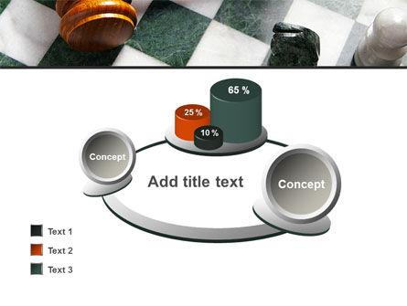 Gavel PowerPoint Template Slide 16