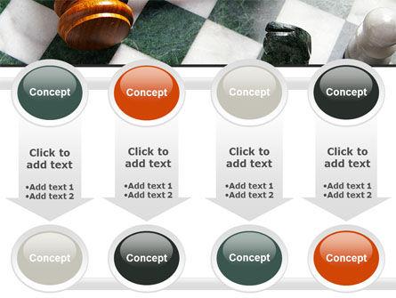 Gavel PowerPoint Template Slide 18