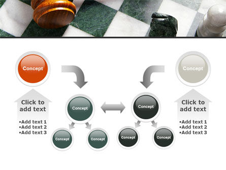 Gavel PowerPoint Template Slide 19