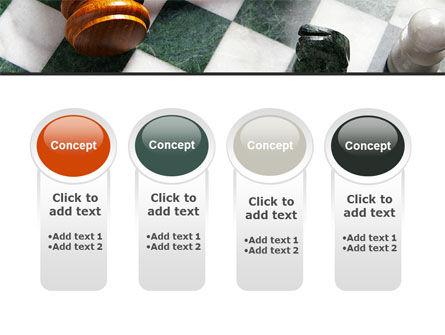 Gavel PowerPoint Template Slide 5