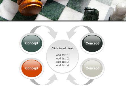 Gavel PowerPoint Template Slide 6