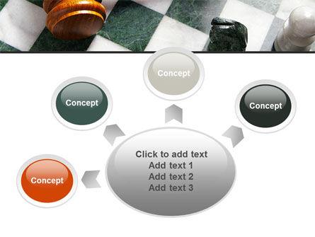 Gavel PowerPoint Template Slide 7