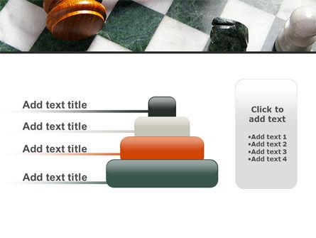 Gavel PowerPoint Template Slide 8
