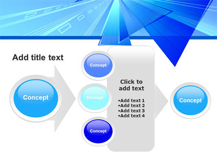 Magic Flight PowerPoint Template Slide 17
