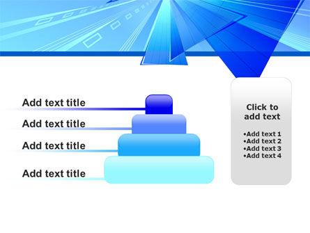 Magic Flight PowerPoint Template Slide 8