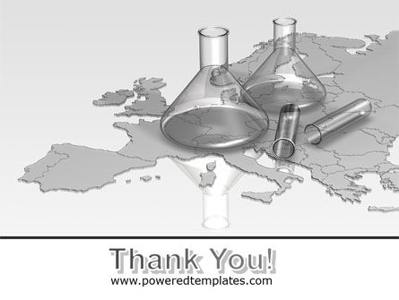 Laboratory Equipment of Europe PowerPoint Template Slide 20