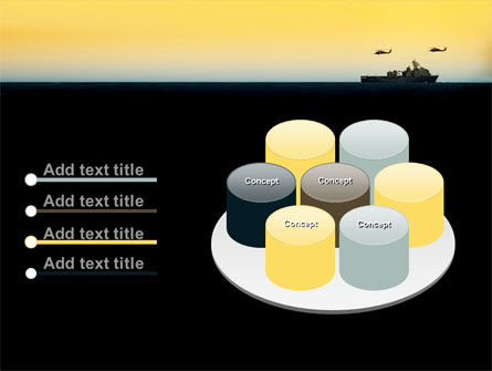 US Ship Tortuga PowerPoint Template Slide 12