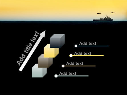 US Ship Tortuga PowerPoint Template Slide 14