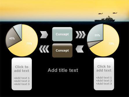 US Ship Tortuga PowerPoint Template Slide 16
