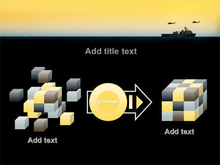 US Ship Tortuga PowerPoint Template Slide 17