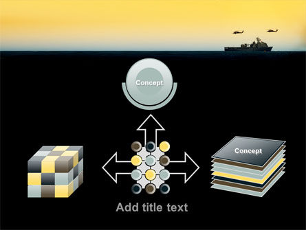 US Ship Tortuga PowerPoint Template Slide 19