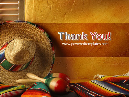 Tour To Mexico PowerPoint Template Slide 20