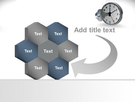 Key To Time Management PowerPoint Template Slide 11