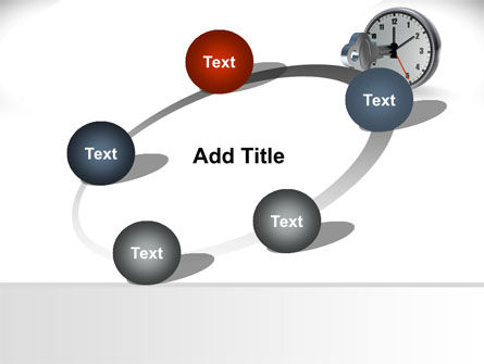 Key To Time Management PowerPoint Template Slide 14