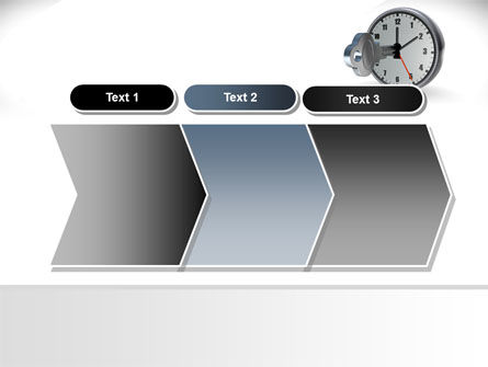 Key To Time Management PowerPoint Template Slide 16