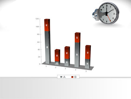 Key To Time Management PowerPoint Template Slide 17