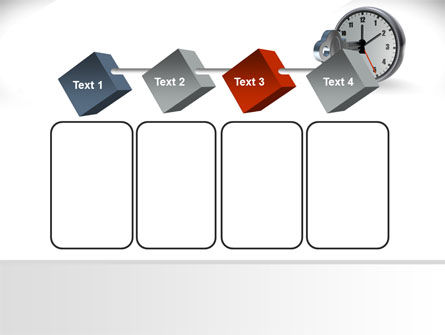 Key To Time Management PowerPoint Template Slide 18