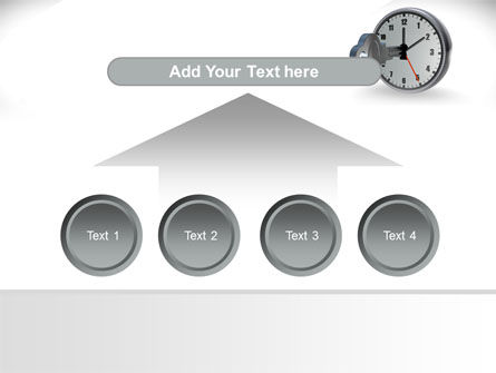 Key To Time Management PowerPoint Template Slide 8