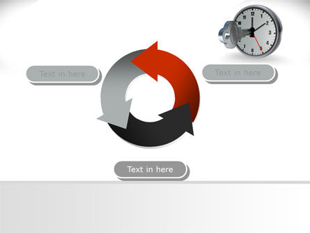Key To Time Management PowerPoint Template Slide 9