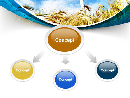 Environmentally Friendly Agriculture PowerPoint Template, Slide 4, 09612, Nature & Environment — PoweredTemplate.com