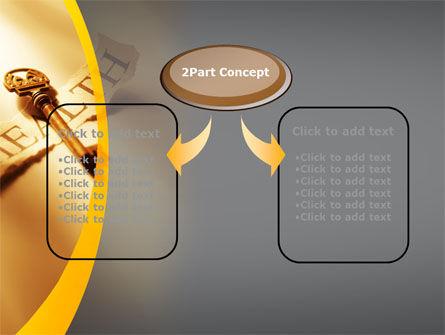 Key of Health PowerPoint Template, Slide 4, 09614, Health and Recreation — PoweredTemplate.com