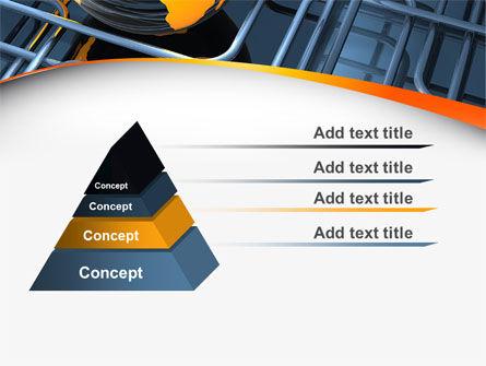 Global Pipeline PowerPoint Template Slide 12