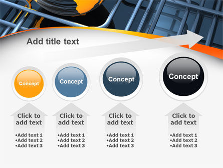 Global Pipeline PowerPoint Template Slide 13