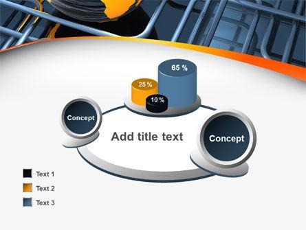 Global Pipeline PowerPoint Template Slide 16