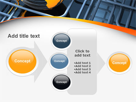 Global Pipeline PowerPoint Template Slide 17
