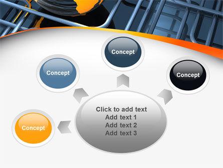 Global Pipeline PowerPoint Template Slide 7