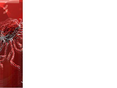 Artificial Nerve Center PowerPoint Template, Slide 3, 09623, Medical — PoweredTemplate.com