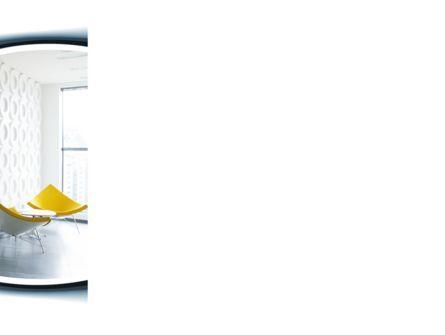 Modern Office Space PowerPoint Template, Slide 3, 09624, Construction — PoweredTemplate.com