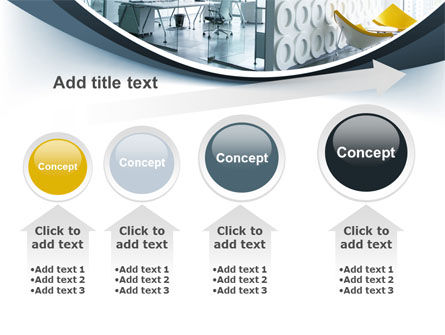 Modern Office Space PowerPoint Template Slide 13