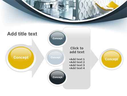 Modern Office Space PowerPoint Template Slide 17