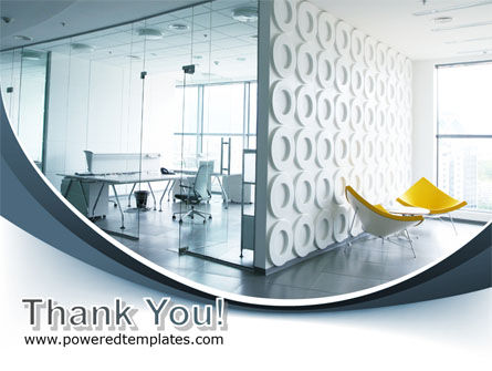 Modern Office Space PowerPoint Template Slide 20