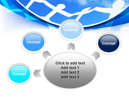 Commonality PowerPoint Template Slide 7