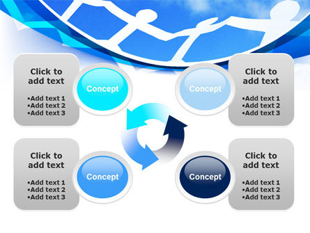 Commonality PowerPoint Template Slide 9