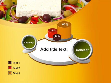 Country Meal PowerPoint Template Slide 16